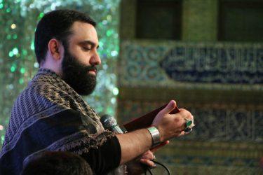 شب نهم محرم ۱۳۹۷ کربلایی جواد مقدم ( شب تاسوعا )