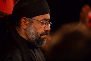 شب هشتم محرم ۱۳۹۷ حاج محمود کریمی
