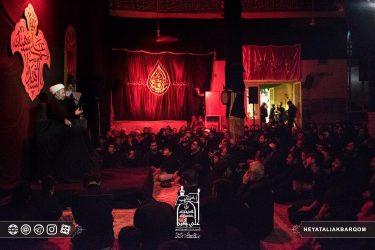 شب نهم محرم ۱۳۹۷ حجت الاسلام میرزا محمدی