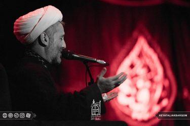 شب دهم محرم ۱۳۹۷ حجت الاسلام میرزا محمدی ( شب عاشورا )